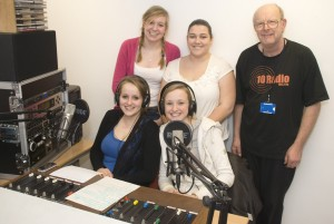 10Radio trainees